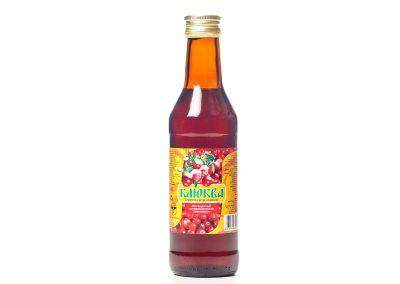Сироп из ягод клюквы